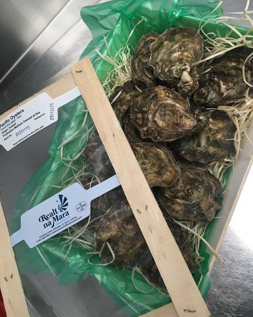 Buy fresh oysters online