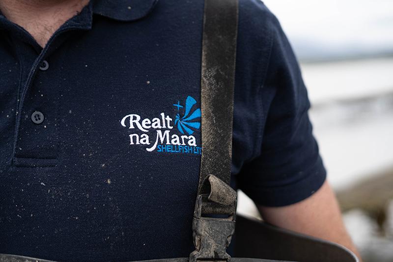 Realt na Mara Branded Shirt