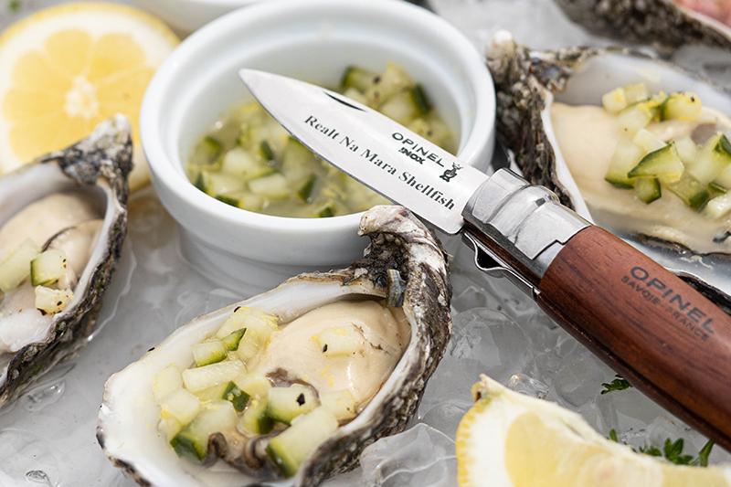 Realt na Mara Oyster Knife